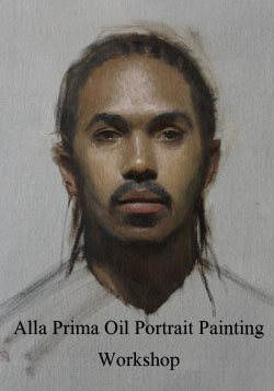 Oil Portrait